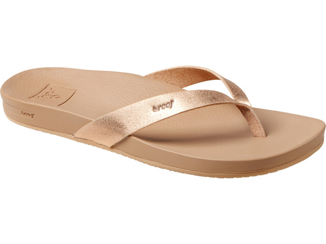 Reef Cushion Bounce Court Sandalias Mujer, rose gold